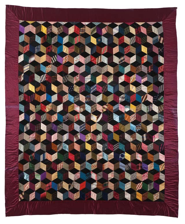 ABC-tb antique silk