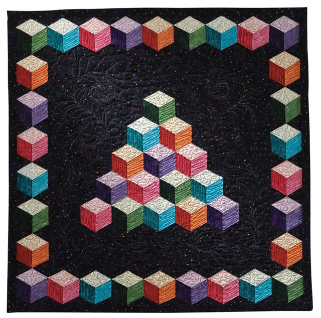 ThreeColor Quilts  AllPeopleQuiltcom