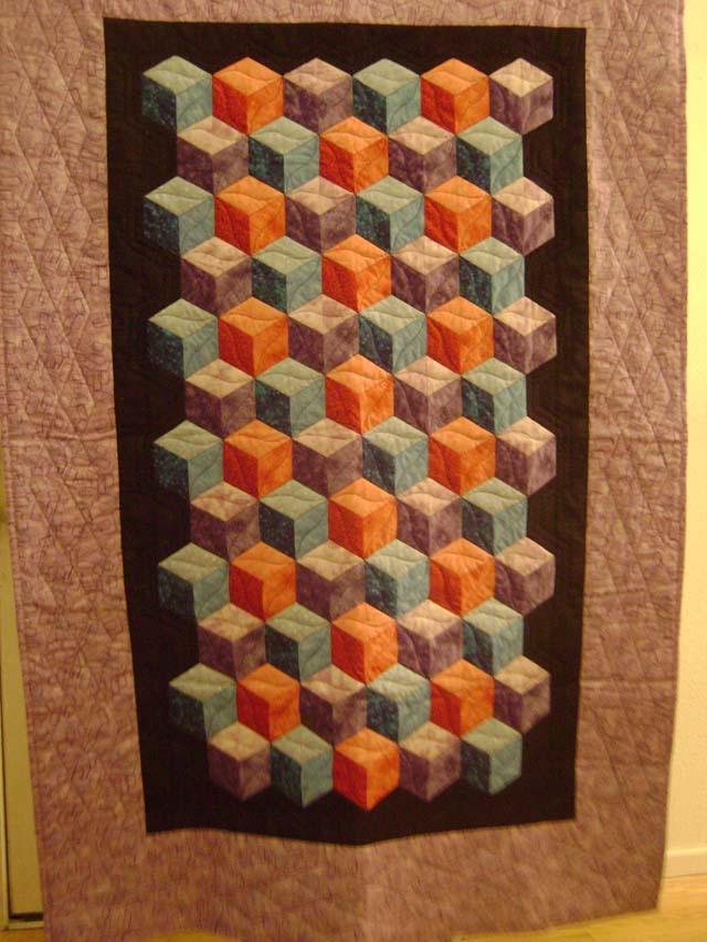 Found in ABC 3-D Tumbling Blocks... and More! - Tumbling Blocks by Venita