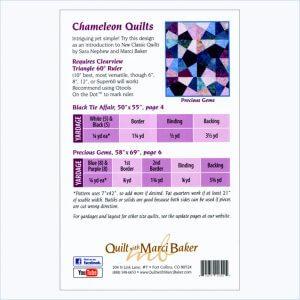 Chameleon Pattern and Tool Set