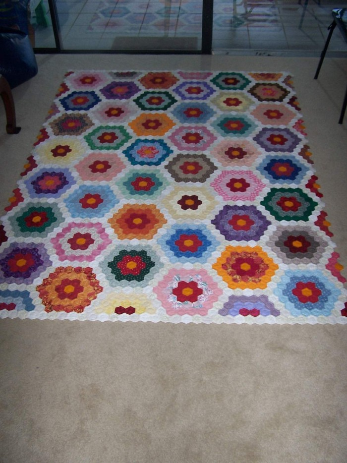 Found in Not Your Grandmother's Flower Garden - Classic Not Your Grandmother's Flower Garden by Haley
