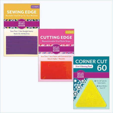 Set of 3 Quilt Tools