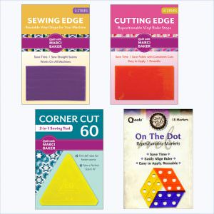 Set of 4 Quilt Tools