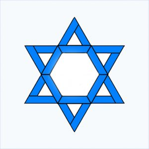 Supplement: Star of David – Free Pattern
