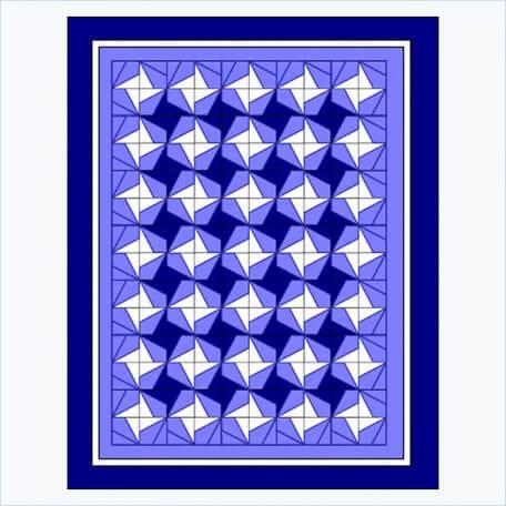 Twist and Turn Pattern
