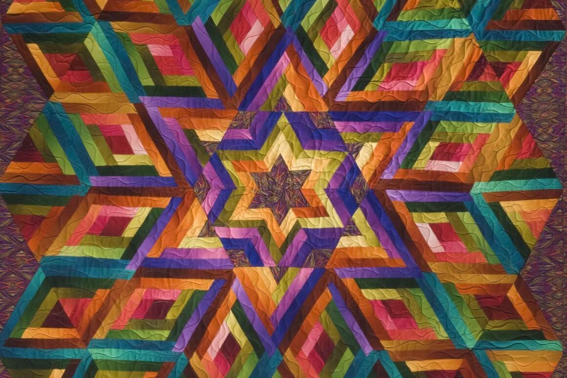 make your log cabin quilt design a king size quilt