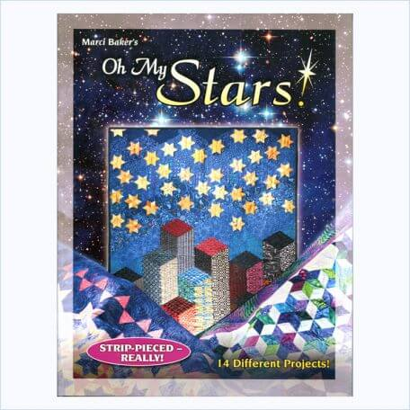 Oh My Stars front cover