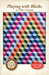 Marci Baker's Playing with Blocks Quilt Pattern