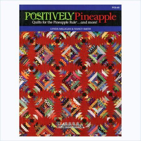 Positively Pineapple front cover