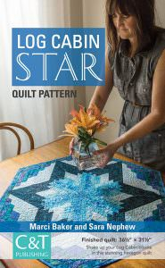 Log Cabin Star Pattern