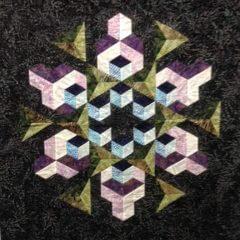 Space Crystal Too by Brenda H.