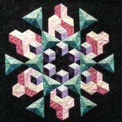 Space Crystal by Carol E.