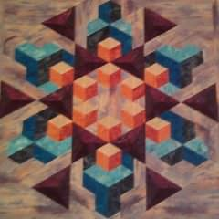 Space Crystal, Too by Gwen R.