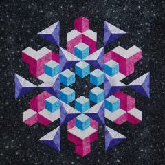 Space Crystal by Marj