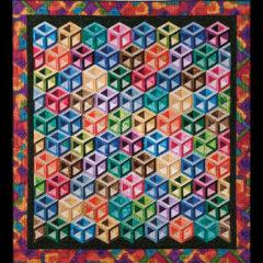Hollow Cube by Bonnie W.