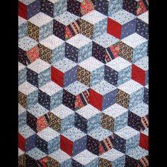 Tumbling Blocks by Janice S.