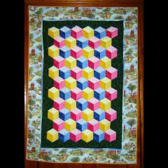 Baby Quilt by Teresa F.