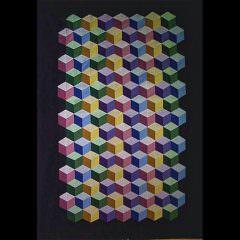 Tumbling Blocks by Debbie K.