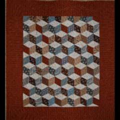 Tumbling Blocks by Sally W.