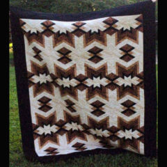 Indian Blanket by Ellen M.
